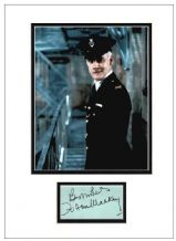 Fulton MacKay Autograph Signed Display - Porridge
